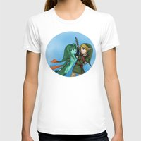fishing T-shirts featuring Fishing by Phantasmic Dream
