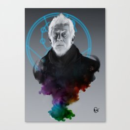 The Lost Doctor Canvas Print