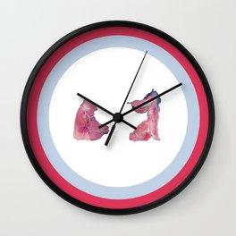 Good chat! Wall Clock