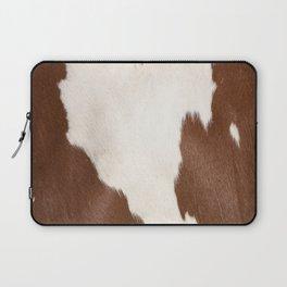 Brown Cowhide v4 Laptop Sleeve