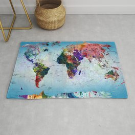 map Rug