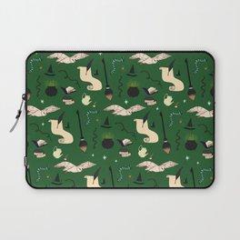 Slytherin Pattern Laptop Sleeve