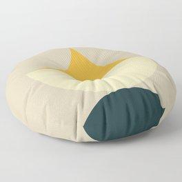 Mid Century 31B Floor Pillow