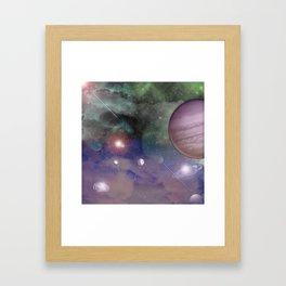 Galatic Framed Art Print