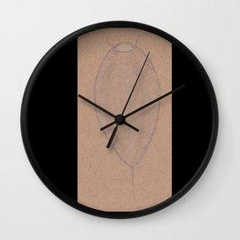Specimen #3 Wall Clock