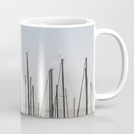 Forest of Masts Coffee Mug
