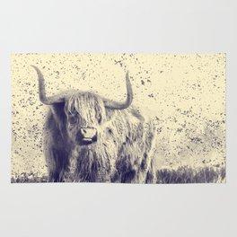 Majestic Buffalo Rug