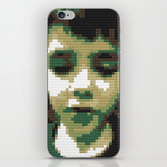 lego Zaine iPhone & iPod Skin