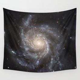 Pin wheel Galaxy Wall Tapestry