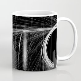 Metal Rain Coffee Mug