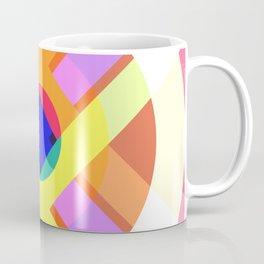 Retro Rocket 26 Coffee Mug