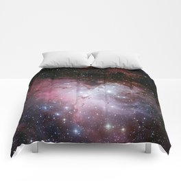 Nebula star Eagle constellation galaxy hipster NASA space stars hipster geek sci fi landscape photo Comforters