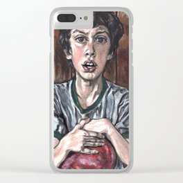 Sam Weir Freaks and Geeks Clear iPhone Case