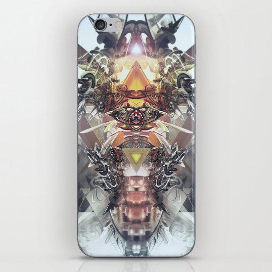 Avenging Angel iPhone & iPod Skin