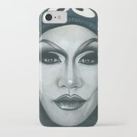 cookie iPhone & iPod Cases featuring Cookie by Tom Christophersen Creates