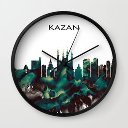 Kazan Skyline Wall Clock