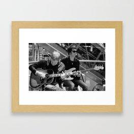 Beady Eye #3 (Limited Edition) Framed Art Print