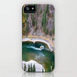 Kootenai River iPhone Case