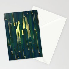 Night in the swamps Stationery Cards