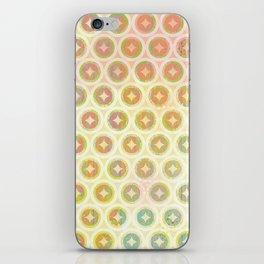 Star Dots iPhone Skin