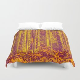 In the middle of the forest #decor #society6 Duvet Cover