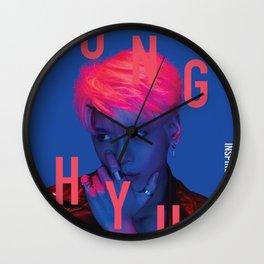 Jonghyun Inspired Wall Clock