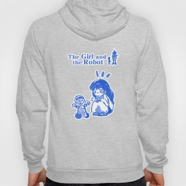 The Girl and the Robot - Toy Robot Hoody