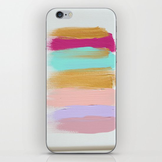 Colors 63 iPhone & iPod Skin