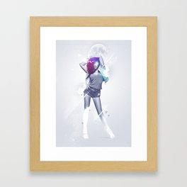 Quantum Framed Art Print