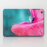 poppy iPad Cases featuring POPPY by VIAINA