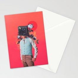 Phonohead Stationery Cards
