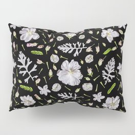 Leaves and flowers (10) Pillow Sham