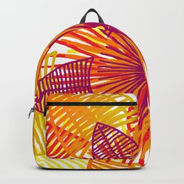 Sunshine Daisy Backpack