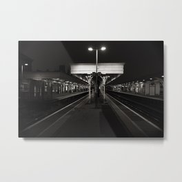 A Certain Type Of Symmetry  Metal Print
