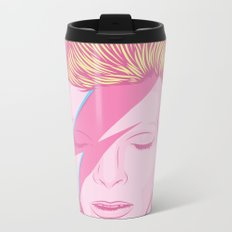 Bowie Metal Travel Mug