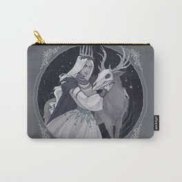 Yuletide Carry-All Pouch