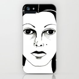 Sixteen iPhone Case