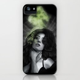 Invocation. iPhone Case