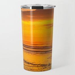 50 shades of gold Travel Mug