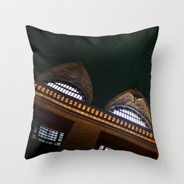 Central Grand Throw Pillow