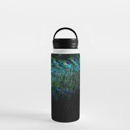 Peacock Details Water Bottle