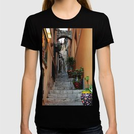 Alley in Sicily T-shirt