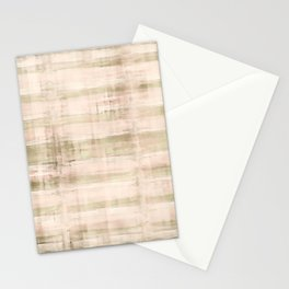 Light Watercolor Bamboo Stationery Cards