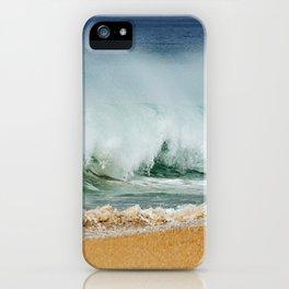 PORTUGAL ... wave II iPhone Case
