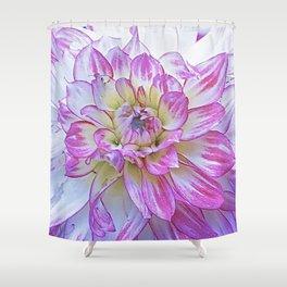 Suite Flower #1 Shower Curtain