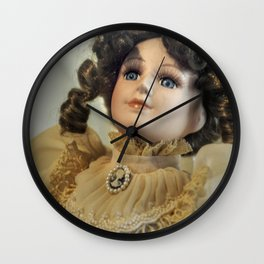 Under my Skin Wall Clock