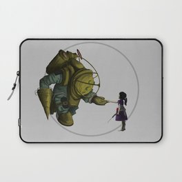 Thorn in the Lion's Paw Laptop Sleeve