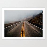 silent hill Art Prints featuring Silent Hill 2 by Brett Brooner