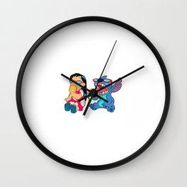 Ice Cream Party Wall Clock