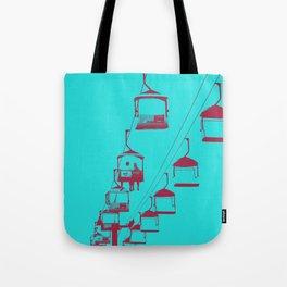 Sky Ride Tote Bag